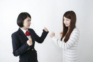 反抗期の喧嘩