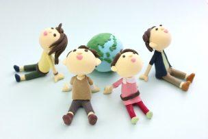 世界中の子ども