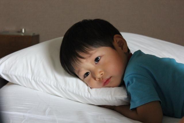 寝ない子ども