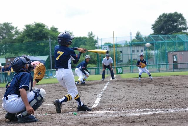 天才野球少年