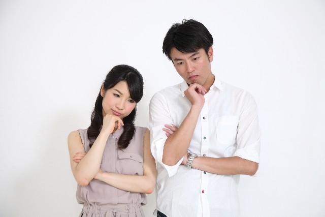 配偶者控除の廃止で悩む夫婦