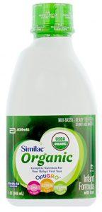 Similac液体ミルクオーガニック