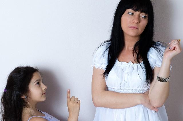 子どもに無関心の親