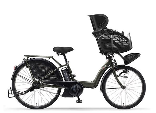 ヤマハ電動アシスト自転車pas
