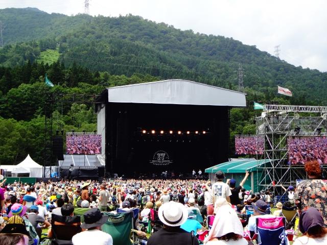 野外コンサート