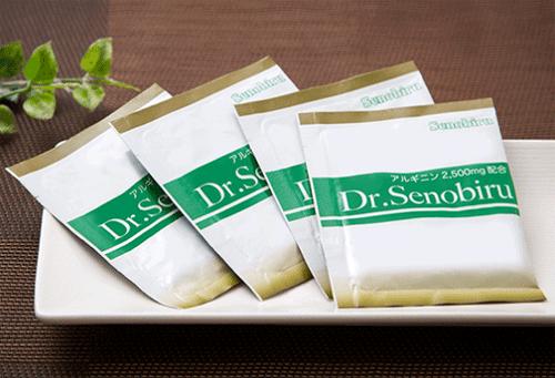 ドクターセノビルは個別包装されている