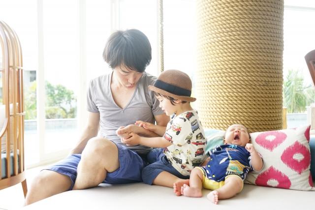 夫が育児に協力してくれない!育児に非協力的な夫への対処法と原因について