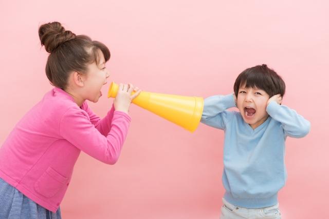 激しい兄弟(姉妹)喧嘩にイライラ!ケンカをやめさせる方法
